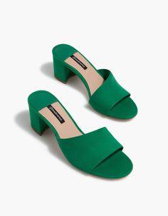 Women S Golf Shoes Clearance Code: 1288780680 Sock Shoes, Cute Shoes, Me Too Shoes, Shoe Boots, Shoes Sandals, Green High Heels, Green Shoes, Green Sandals, Spring Shoes