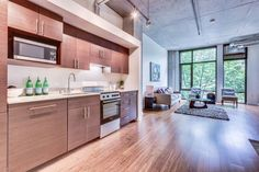 For sale: $1,395,000. This spacious 1 br, 1.75 ba unit in Belltown's iconic Continental Place pares the building back to its basic industrial materials, then contrasts that minimalism with a luxurious palette of crisply modern materials, including white oak floors and custom casework, natural stone and glass tile. More than 1200SF of rigorously designed space includes an opulent master suite, gourmet kitchen and spectacular views over the Sound to create an urban enclave that is chic yet ...