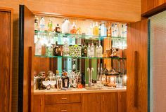 17 Ridiculously Cool Home Bars
