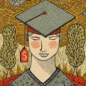 """""""Money Factors into HS Seniors College Decision"""" #HigherEd #admissions #EMchat  NPR News """"Paying for College"""" Series"""