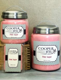 Pink Sugar is a Must...love this for our bedroom!