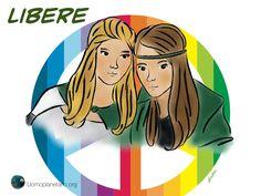 Greta e Vanessa libere