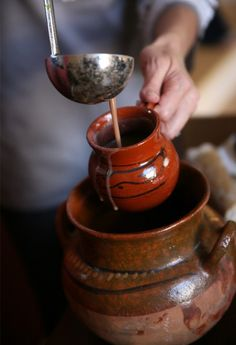 5. Champurrado (Chocolate Atole) | 13 Delicious Day Of The Dead Recipes To Die For