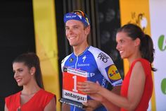 Extends with Quick Step Floors.  (Photo: Philippe Gilbert won the most aggressive rider prize on his 35th birthday)