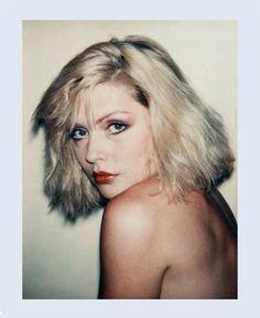 Debbie Harry by Andy Warhol 5