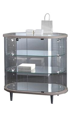 6 Adjustable Side LightsMade with tempered glass panelsBuilt to EU specificationsTempered Glass shelvesFully LockableChrome plated fittingsFantastic quality at an unbeatable priceThis cabinet is delivered fully assembled!External Dimensions960mm (w) x 930mm (d) x 560mm (h)