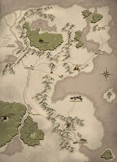 Beautiful video game world maps dragon quest dragons and map tutorial here httproximonoxidetut gumiabroncs Gallery