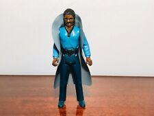 Origjnal 1980 Lando Calrissian W/ Cape Lando Calrissian, Star Wars Action Figures, Star Wars Characters, Cape, Stars, Vintage, Fashion, Mantle, Moda
