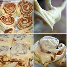 ☆☆FRESH CINNAMON BUNS☆☆ Amazingly delicious with the most outrageous frosting! RECIPE HERE —>>>