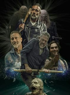 Negan is back. Walking Dead Tv Show, Fear The Walking Dead, Walking Dead Wallpaper, Jeffrey Dean Morgan, Stuff And Thangs, Happy Tuesday, Norman, Addiction, Wallpapers