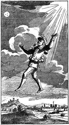 Cyrano Mond - Savinien de Cyrano de Bergerac — Wikipédia