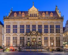 Germany, Mansions, House Styles, Bremen, History, Architecture, Pictures, Manor Houses, Villas