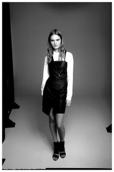 Tiger of Sweden. Follow us behind the scenes on the Spring/Summer 2014 photo shoot. The collection hit our store in the beginning of next year. Summer 2014, Spring Summer, Tiger Of Sweden, Love Fashion, Photo Shoot, Black And White, Store, Collection, Dresses