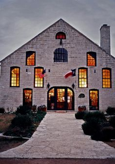 Becker Vineyards, Stonewall, Texas In the heart of Texas' Hill Country, this little gem is not only a vineyard, but a wonderful purveyor of lavender products.