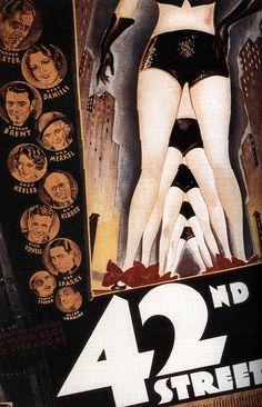 Calle 42. Lloyd Bacon (1933)
