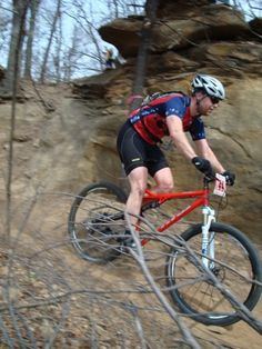 Located in Tulsa, Oklahoma, the Turkey Mountain Urban Wilderness Area offers a perfect place for a bike ride or hike.