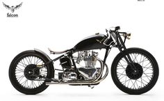Falcon Kestrel. #motorcycles