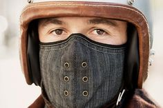 Motorcycle Neck Warmer Mask By Sankakel