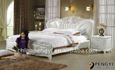 Look what I found Via Alibaba.com App: - antique prince bed PY-991F