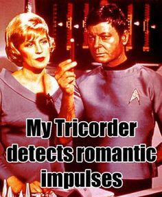 Star Trek Valentine