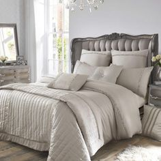 Kylie's 6 Luxurious Bedding collections Spring/Summer 2013--Pretty Bedding! <3