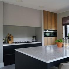 Tower House, New Kitchen, Minimalist Design, Contemporary, Kitchens, Space, Home Decor, Luxury Mansions, Luxury Houses