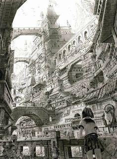 Illustration by Mita Makura