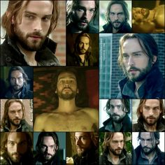 "theonewiththevows: "" Tom Mison (Sleepy Hollow) * - For The Triumph Of Evil "" Newest Tv Shows, Favorite Tv Shows, Guys With Ponytails, Sleepy Hollow Cast, Mystery Date, Tom Mison, Horsemen Of The Apocalypse, Headless Horseman, Sleepy Head"