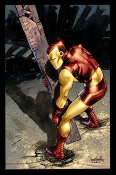 Iron Man by Sean Gordon Murphy *