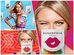 Sugarpova!!! #Sugarpova @shak ♡ #MariaSharapova