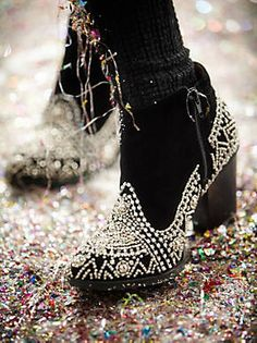 Decadent. By Jeffrey Campbell. Free People After Dark Ankle Boot.