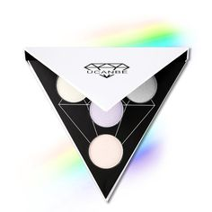 Triangle Glitter Eyeshadow Palette Shade Eye Lip Face Makeup Shimmer Shine Powder Nude Eye Shadow. Yesterday's price: US $5.57 (4.61 EUR). Today's price: US $4.57 (3.78 EUR). Discount: 18%.