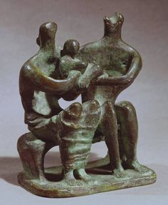 Family Group by Henry Moore