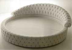 Letti rotondi matrimoniali (Foto 23/40) | Design Mag