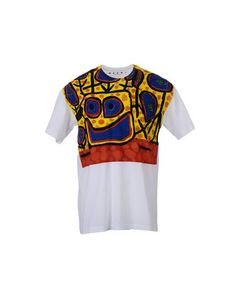 MARNI T恤. #marni #cloth #top #pant #coat #jacket #short #beachwear