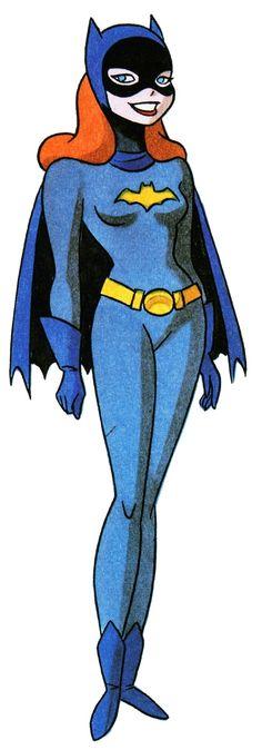 Batman Animated Batgirl