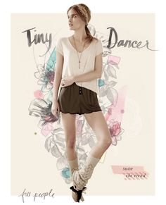 Tiny Dancer collection