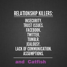 What is a catfish relationship