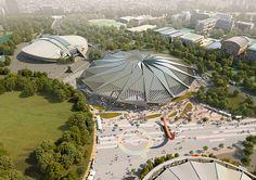 olympic-gymnastic-arena-renovation-seoul-korea-HAEAHN-architecture-H-architecture-designboom-02