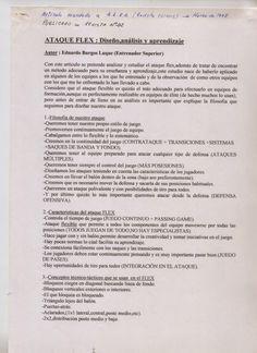 VIVE EL BASKET CON EDUARDO BURGOS: Ataque FLEX: Diseño, análisis y aprendizaje (por E...