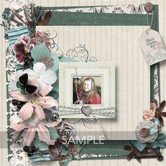 Digital Scrapbooking Kits | These Dreams Page Kit-(ADBD) | Heritage, Memories, Vintage | MyMemories