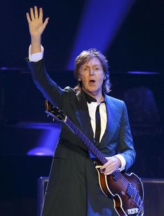 Paul McCartney in Greensboro, NC on October 30, 2014 -  I WAS THERE!!  Sir Paul kicked ass.