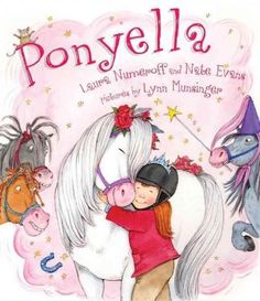 Which pony does the diamond horseshoe fit? In this clever retelling of Cinderella, Ponyella longs to show Princess Penelope her fabulous leaps and jumps at the Tippington 25th Annual Grand Royal Pony