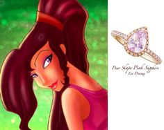 Which Disney Engagement Ring Are You