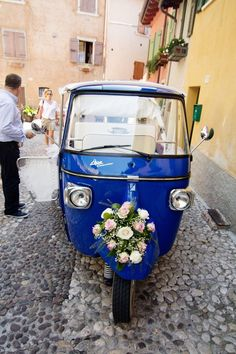 Emma and Luke's Relaxed Italian DIY Wedding by Craig Goode