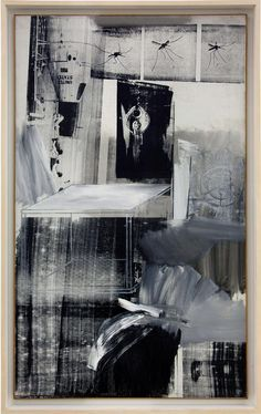Robert Rauschenberg, responsable of the abstract expressionisim Transforming every day objects . Method of combining elements to make a composition. Tension of materials of real life and art. Art was living life for him. Robert Rauschenberg, Joan Mitchell, Camille Pissarro, Edward Hopper, Abstract Expressionism, Abstract Art, Pop Art Movement, Contemporary Art, Modern Art