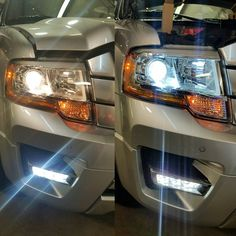📣📣#BeforeandAfter📣📣 🚨#HID Kits ONLY $50.00🚨 #6000k #HIDkit Installed in the Headlights on this Client's #Ford #Expedition at @PWTCustomz 🚘#TheREAL1STOPShop🚘 for #TotalAutomotiveCustomization😎 #PWT #Customz #PWTint #PWTCustomz #280CommerceParkDR #RidgelandMS #OneSTOPShop #Call6018126606
