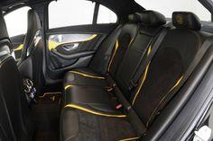 Mercedes-AMG C63S by Brabus #mbhess #mbtuning #brabus