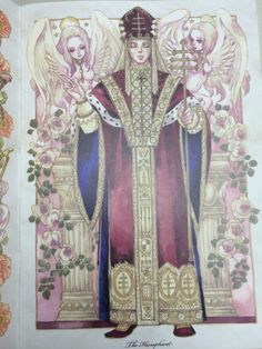 The Hierophant  from Sakizo Sign that Glitter