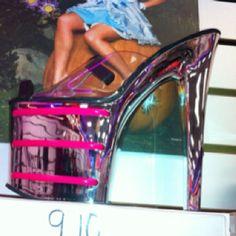 Hooker shoes